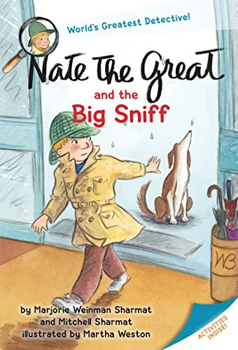9780440415022: Nate the Great and the Big Sniff