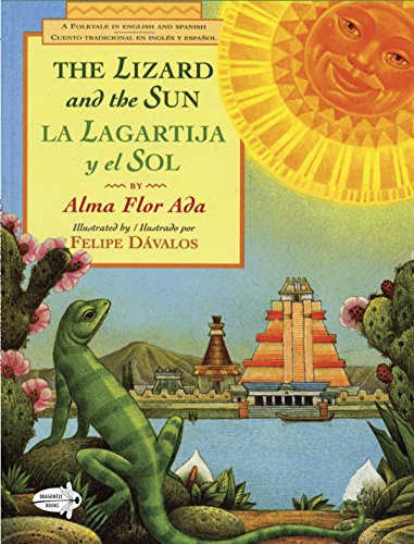 9780440415312: The Lizard and the Sun / La Lagartija y el Sol (Picture Yearling Book) (Spanish Edition)
