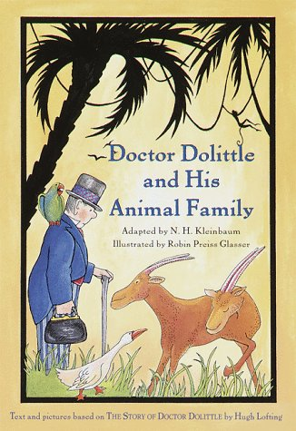 9780440415442: Doctor Dolittle and His Animal Family