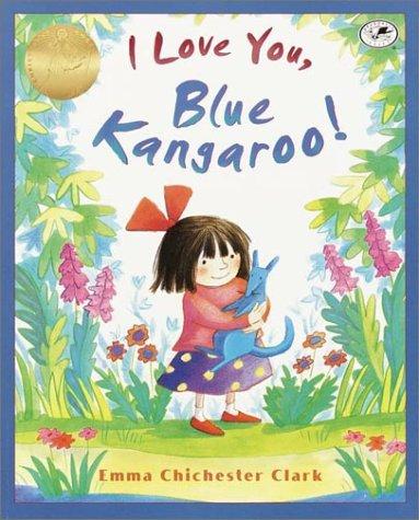 9780440415497: I Love You, Blue Kangaroo!