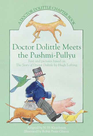 9780440415503: Doctor Dolittle Meets the Pushmi-Pullyu: A Doctor Dolittle Chapter Book