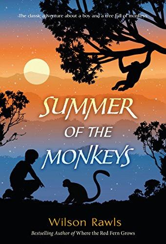 9780440415800: Summer of the Monkeys