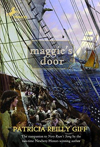 9780440415817: Maggie's Door