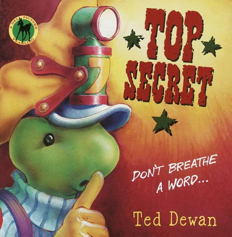 9780440416166: Top Secret (Picture Yearling Book)