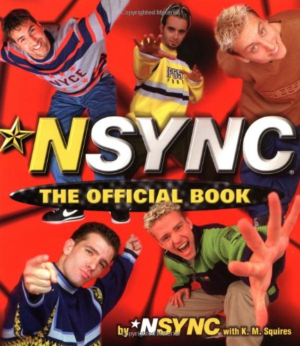 9780440416364: Nsync: The Official Book