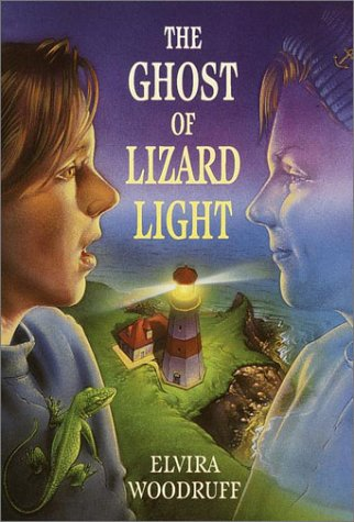 The Ghost of Lizard Light (0440416558) by Elvira Woodruff