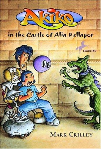 9780440416579: Akiko in the Castle of Alia Rellapor