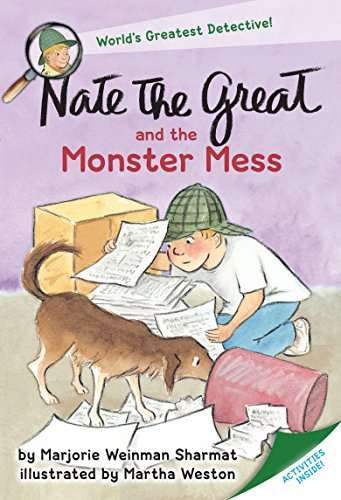 9780440416623: Nate the Great and the Monster Mess