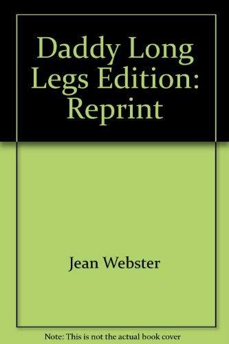 Daddy Long Legs: Jean Webster