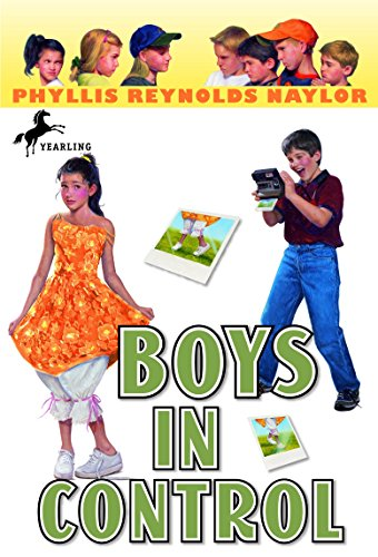 9780440416814: Boys in Control (Boy/Girl Battle)