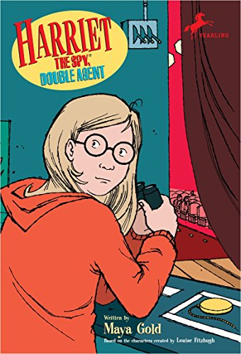 9780440416913: Harriet the Spy, Double Agent (Harriet the Spy Adventures (Dell Yearling Book))