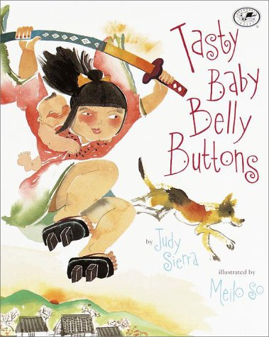 Tasty Baby Belly Buttons (9780440417385) by Judy Sierra