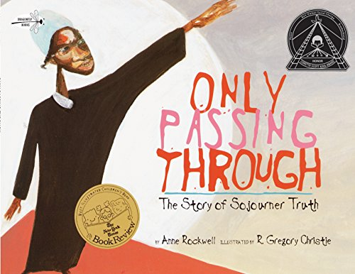 9780440417668: Only Passing Through: The Story of Sojourner Truth