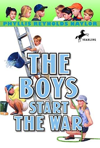 9780440418412: The Boys Start the War (Boy/Girl Battle)