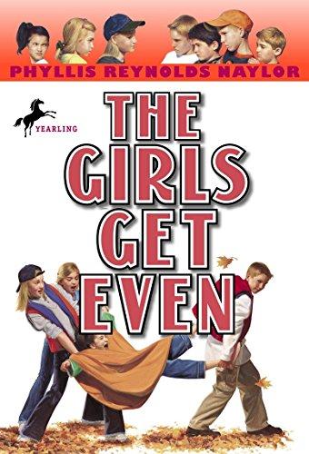 9780440418429: The Girls Get Even (Boy/Girl Battle)