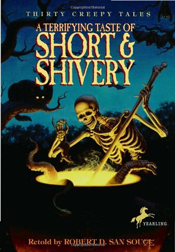 9780440418788: A Terrifying Taste of Short & Shivery: Thirty Creepy Tales