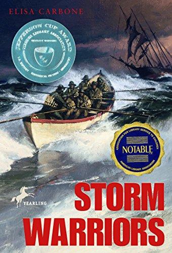 Storm Warriors: Carbone, Elisa