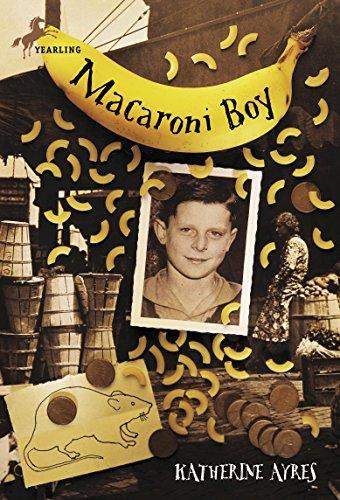 9780440418849: Macaroni Boy