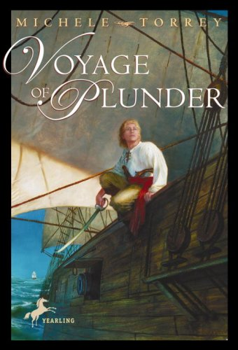9780440418870: Voyage of Plunder (Chronicles of Courage (Yearling))