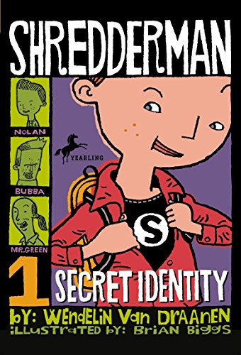 9780440419129: Shredderman: Secret Identity