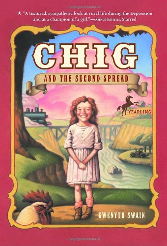 9780440419204: Chig and the Second Spread (Dell Yearling Book)