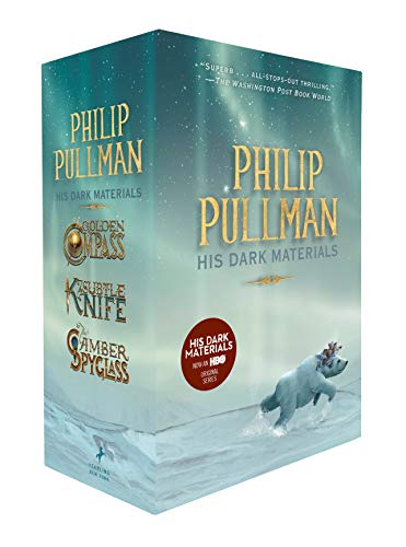 9780440419518: His Dark Materials Yearling 3-book Boxed Set