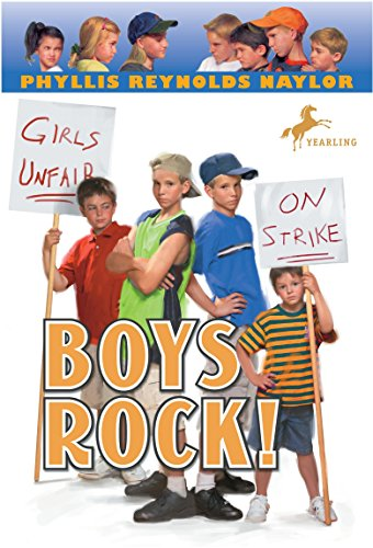 9780440419907: Boys Rock! (Boy/Girl Battle)