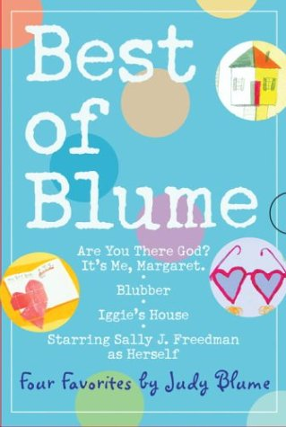 9780440420224: Best of Judy Blume 4 Copy Box Set