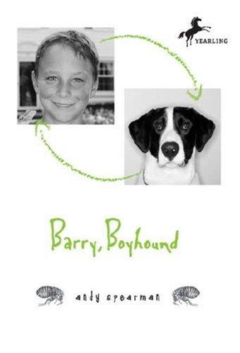Barry Boyhound: Spearman, Andy