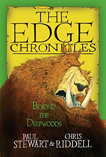 9780440420873: Beyond the Deepwoods (Edge Chronicles)