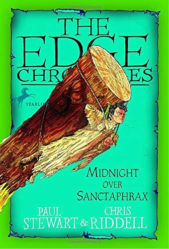 9780440420989: Midnight Over Sanctaphrax (The Edge Chronicles)