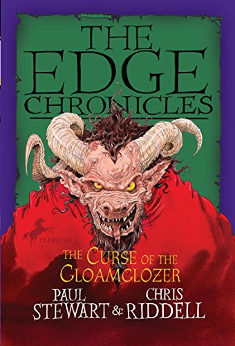9780440420996: Edge Chronicles: The Curse of the Gloamglozer