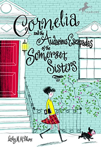 9780440421108: Cornelia and the Audacious Escapades of the Somerset Sisters