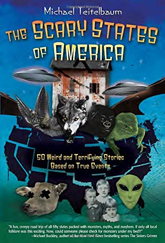 9780440421184: The Scary States of America