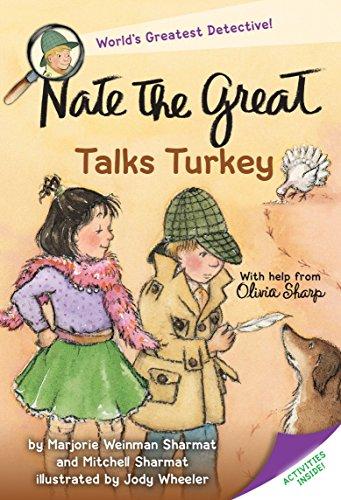 9780440421269: Nate the Great Talks Turkey