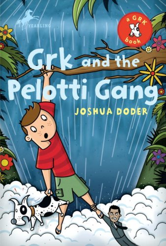 9780440421498: Grk and the Pelotti Gang (The Grk Books)