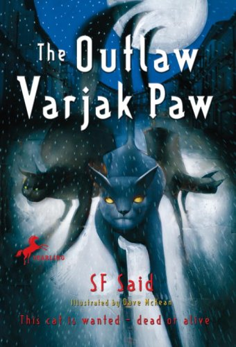 9780440421726: The Outlaw Varjak Paw