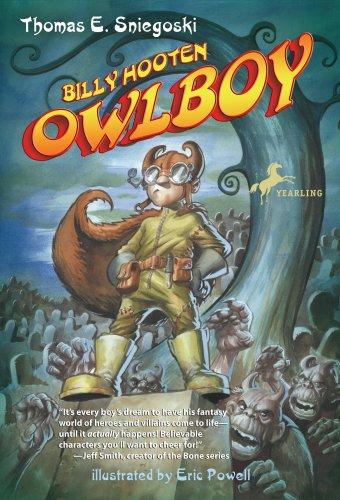 9780440421801: Billy Hooten: Owlboy