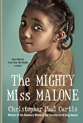 The Mighty Miss Malone: Curtis, Christopher Paul