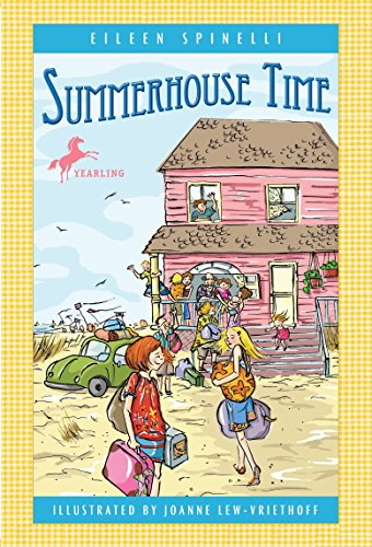 Summerhouse Time (0440422248) by Eileen Spinelli