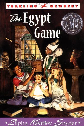 9780440422259: The Egypt Game