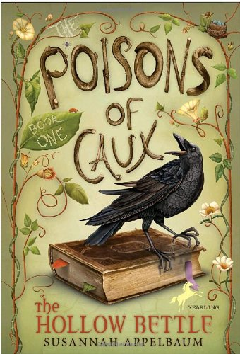 9780440422471: The Poisons of Caux: The Hollow Bettle (Book I)