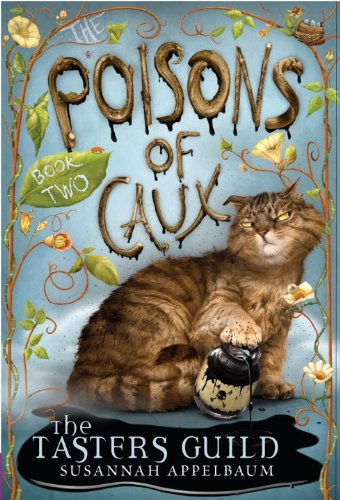 9780440422488: The Poisons of Caux: The Tasters Guild (Book II)