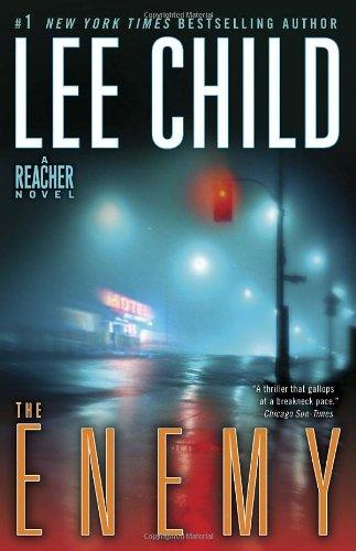 9780440423003: The Enemy: A Reacher Novel (Jack Reacher)