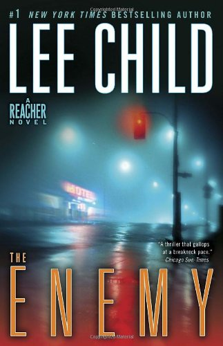 Jack Reacher The Enemy No 8 by Lee Child 2010 Paperback