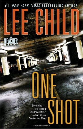 9780440423010: Jack Reacher: One Shot: A Novel