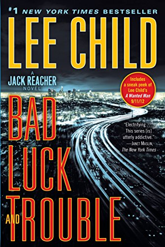 9780440423355: Bad Luck and Trouble: A Jack Reacher Novel