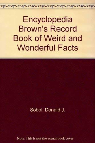 9780440423614: WEIRD WONDRFUL FACTS