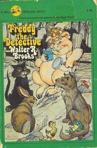 9780440427391: Freddy the Detective