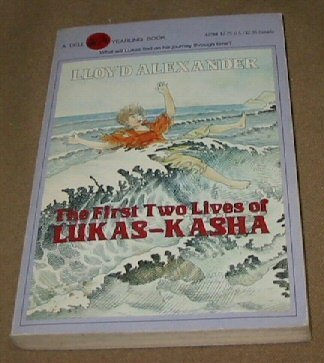 9780440427841: The First Two Lives of Lukas-Kasha